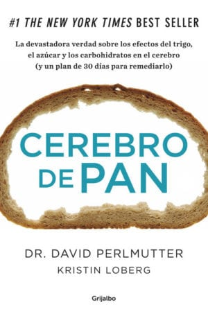 Cerebro de Pan de David Perlmutter [ePub Gratis]
