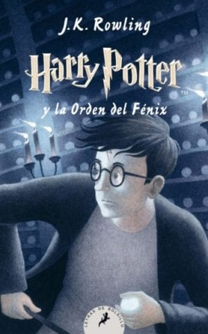 Harry Potter y la orden del fénix – Descargar ePub Gratis