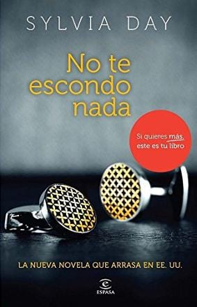 No te escondo nada (Crossfire 1) [Libro ePub]