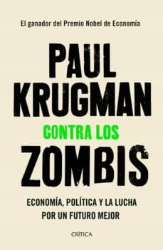 Contra los zombis | Paul Krugman [ebook] [ePub]