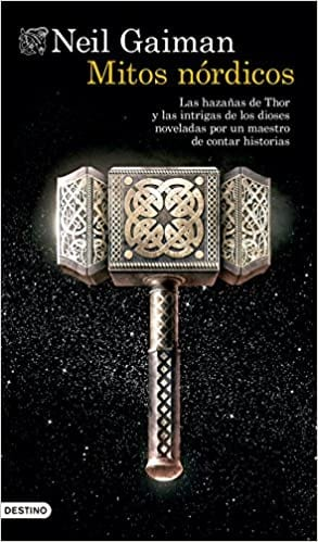 Mitos Nórdicos | Neil Gaiman [Descargar Epub Gratis]